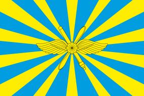 Флаг ВКС РФ