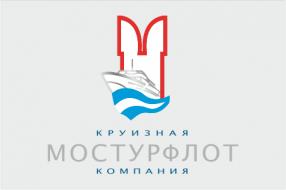 Флаг МОСТУРФЛОТ