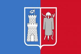 Флаг Ростов-на-Дону
