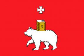 Флаг Пермь