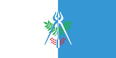 Флаг Ижевск