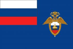 Флаг Главного управления специальных программ Президента Российской Федерации (ГУСП)