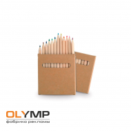 Набор цветных карандашей BOYS