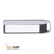 """Универсальное зарядное устройство с подсветкой логотипа """"LOGO"""""""