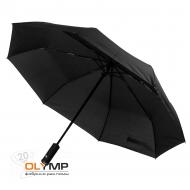 Зонт PRESTON складной с ручкой-фонариком