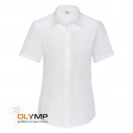"Рубашка ""Lady-Fit Short Sleeve Oxford Shirt"""