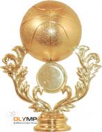 Фигурка пластиковая F159 (Баскетбольный мяч)