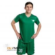 Форма волейбольная мужская с коротким рукавом и V-вырезом