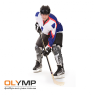 Хоккейный свитер (ложная сетка) взрослый