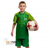 Форма футбольная детская, модель O-вырез