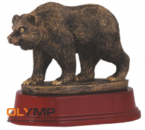 Фигурка литая RJ1660 (Медведь)