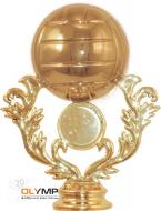 Фигурка пластиковая F194 (Волейбольный мяч)