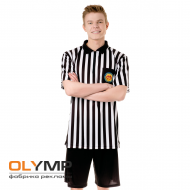 Футболка с полной запечаткой мужская, модель с воротником поло, материал ложная сетка
