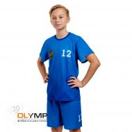 Форма волейбольная детская с коротким рукавом и O-вырезом