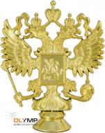 Фигурка пластиковая F Герб РФ, орел